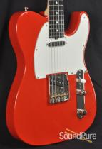 Tuttle Standard Classic T Fiesta Red Electric Guitar