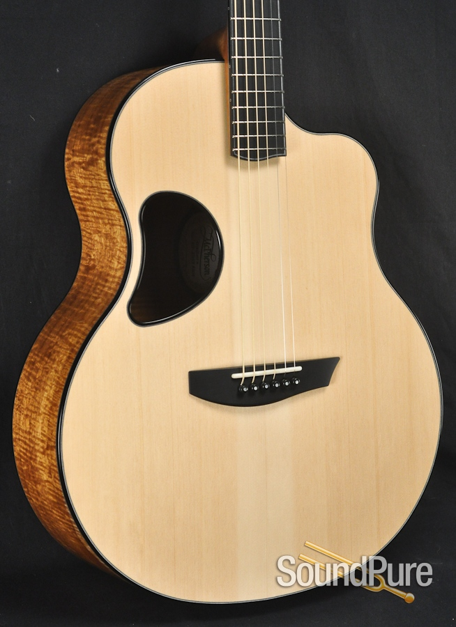 Mcpherson 50 Xp Koaport Orford Cedar Acoustic Guitar