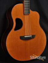 McPherson 4.5 East Indian Rosewood/Redwood Acoustic Guitar