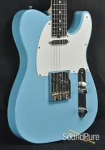 Tuttle Standard Classic T Sonic Blue Electric Guitar