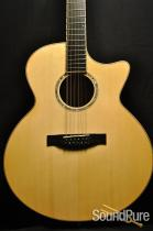 Eastman AC630CE 12-String Acoustic Guitar