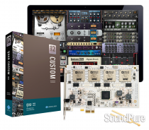 U Audio UAD-2 QUAD Custom PCIe DSP Accel Package