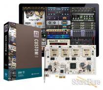 U Audio UAD-2 QUAD Custom PCIe DSP Accel Pack