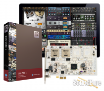 U Audio UAD-2 DUO Core PCIe DSP Accel Pack