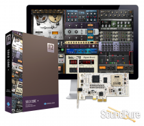U Audio UAD-2 SOLO Core PCIe DSP Accel Pack