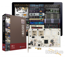 U Audio UAD-2 DUO Custom PCIe DSP Accel Pack