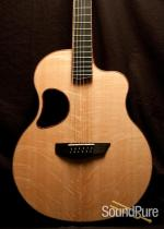 McPherson 4.5XP 12-String Quilted Maple / Bear Claw Sitka