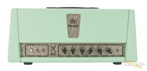 3 Monkeys Grease Monkey II Surf Green Tolex Amplifier Head