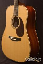 Bourgeois Ray Lamontagne Dreadnought Acoustic Guitar