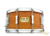 Pork Pie 7x14 Cherry Pie Cherry/Bubinga Snare Drum