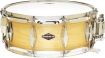 5.5x14 Natural Satin Craviotto Unlimited Snare Drum