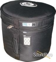 Protection Racket 10x12 Padded Drum Case-RIMS