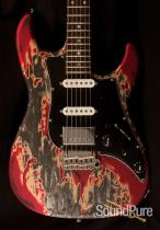 Tyler Studio Elite Burning Water 2K Electric Guitar 12247