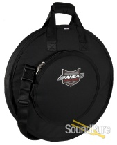 "Ahead Armor 24"" Deluxe Padded Cymbal Bag Case"