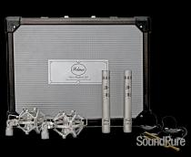 Peluso CEMC6 Stereo Microphone Kit - Open Box Demo
