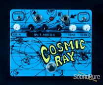 Flickinger Cosmic Ray Fuzz Pedal - Blue