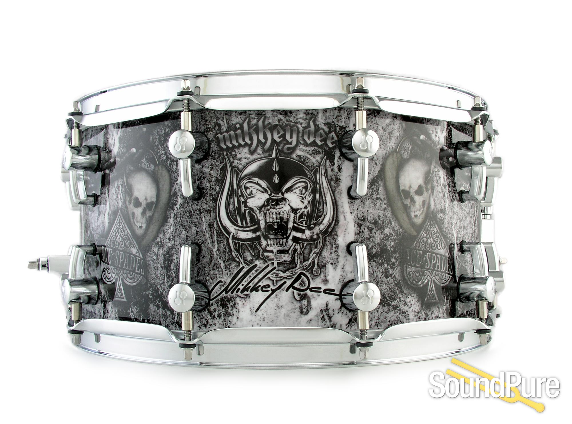 Sonor Mikkey Dee Signature Snare Drum | Soundpure.com