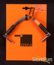 VOVOX Sonorus Custom Length Patch Cable 8 in. (.2 m)