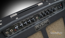 Rivera Clubster Royale Top - Amplifier Head