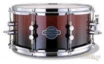 14x6.5 Sonor Essential Force Birch Snare Drum-Amber Fade