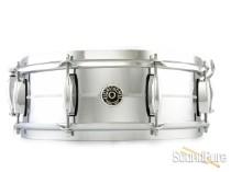 Gretsch 5X14 Brooklyn Chrome Over Brass Snare Drum 8 Lug