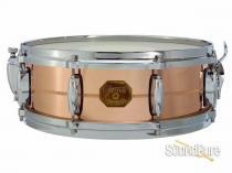 Gretsch 5x14 Solid Phosphor Bronze Snare Drum
