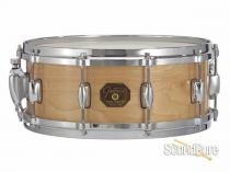 Gretsch 5.5x14 Solid Maple Single Ply Snare Drum G5-5514SSM