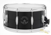 Gretsch 7x14 Black Aluminum Limited Edition Snare Drum