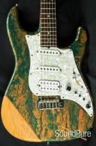Tyler Studio Elite Copper Patina Shmear Guitar - Used