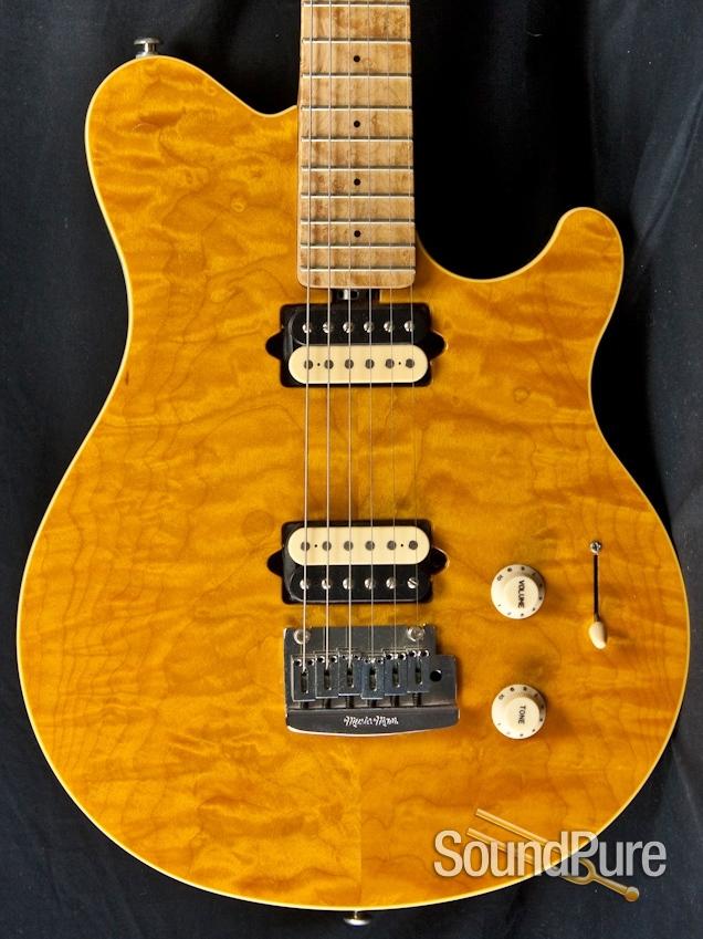Ernie Ball Music Man Axis Super Sport Electric Guitar Used