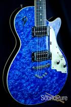 Duesenberg 49er - Blue Pearloid - Electric Guitar