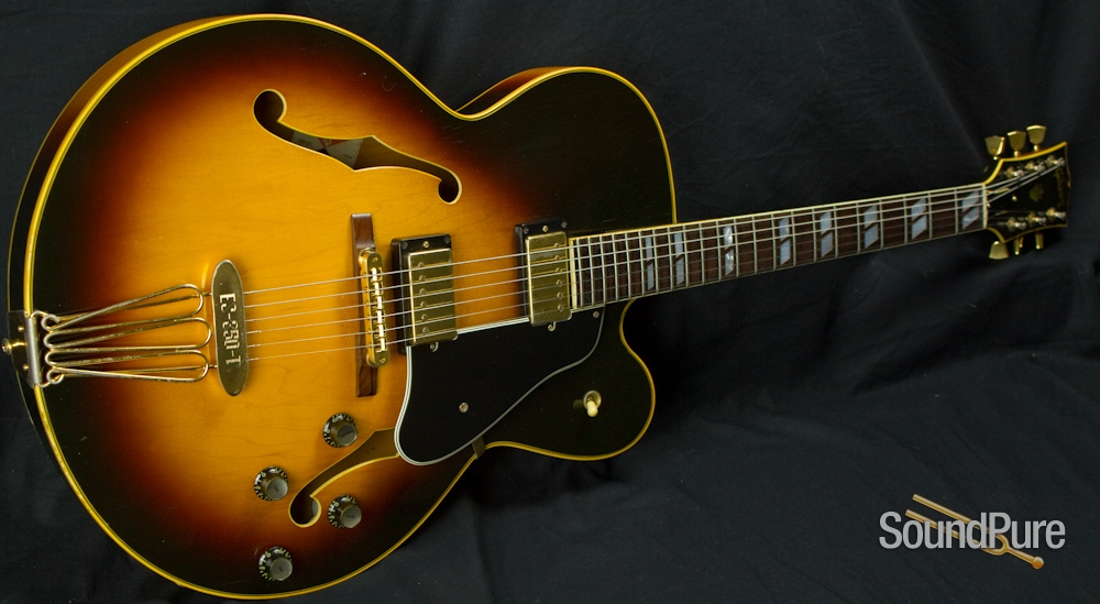 gibson 1978 es 350t pre owned semi hollow guitar. Black Bedroom Furniture Sets. Home Design Ideas