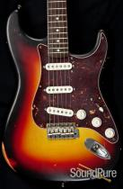 Nash S-63 3-Tone Sunburst Electric Guitar SND-125