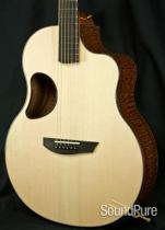 McPherson 3.0 XP Highly Figured Sapelle/Adirondack Guitar