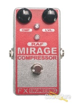 FX Engineering RAF Mirage Compressor Effect Pedal