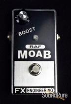 FX Engineering MOab Boost Effect Pedal