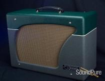 Carr Amplifiers Impala 44W 1x12 Combo Amp - Gray & Green