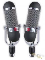 AEA R84 Stereo Matched Pair of Microphones