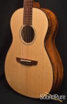 Goodall Aloha Koa Parlor Acoustic Guitar