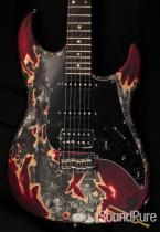 Tyler Burning Water 2K Electric Guitar 13047