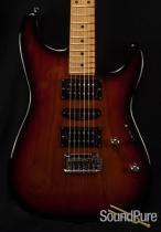Tuttle Custom Classic S Sunburst Electric Guitar SN210