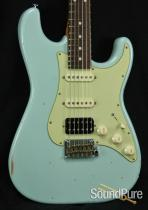 Suhr Classic Antique Sonic Blue Electric Guitar