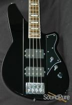 Reverend Thundergun Black Electric Bass