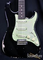Suhr Classic Antique Black Electric Guitar