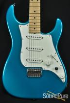 Tyler SE Retro Lake Placid Blue Electric Guitar - Used