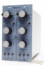 Rascal Audio Two-V Dual 500 Series Preamp