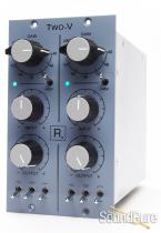Rascal Audio Two-V Dual 500 Series Preamp