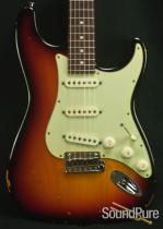 Suhr Classic Antique 3-Tone Sunburst Electric Guitar