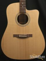 Eastman AC120CE Dreadnought Acoustic Guitar 017