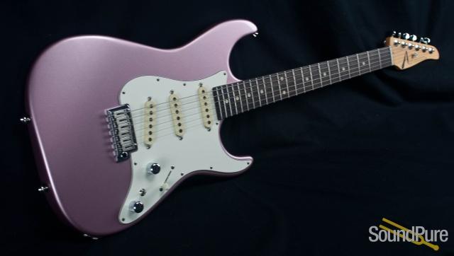 anderson classic burgundy mist electric guitar. Black Bedroom Furniture Sets. Home Design Ideas